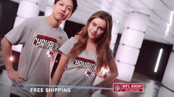 NFL Shop TV Spot, 'Los Kansas City Chiefs son los campeones' [Spanish] - Thumbnail 5