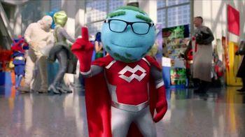 Eyeglass World TV Spot, 'Superhero: Tax Refund'
