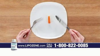 Lipozene TV Spot, 'Put the Cheese Back in Your Fridge' - Thumbnail 3