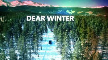 Toyota TV Spot, 'Dear Winter' [T1] - Thumbnail 1