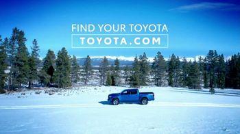 Toyota TV Spot, 'Dear Winter' [T1] - Thumbnail 10