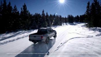 Toyota TV Spot, 'Dear Winter' [T1] - Thumbnail 2