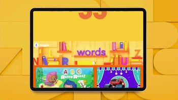 Noggin TV Spot, 'Early Literacy Activities'