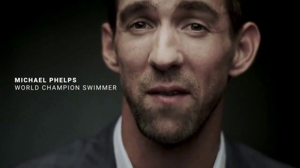 Talkspace TV Commercial, 'A Great Therapist: Save $100' Featuring Michael Phelps