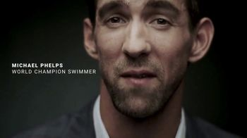 Talkspace TV Spot, 'A Great Therapist: Save $100' Featuring Michael Phelps - 602 commercial airings
