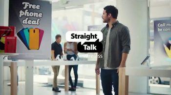 Straight Talk Wireless TV Spot, 'Locked In' - Thumbnail 1
