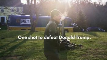 Pete For America TV Spot, 'One Shot' - Thumbnail 2