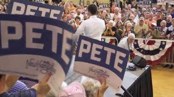 Pete For America TV Spot, 'One Shot' - Thumbnail 3