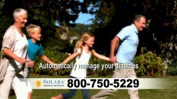 Solara Medical Supplies TV Spot, 'Continuous Glucose Monitor'
