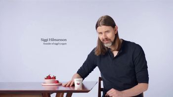 Siggi's Dairy TV Spot, 'More Proud of the Back'