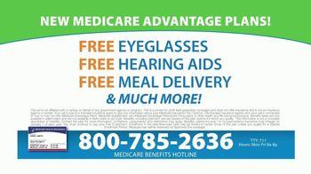 Medicare Benefits Helpline TV Spot, 'Attention: New Plans'