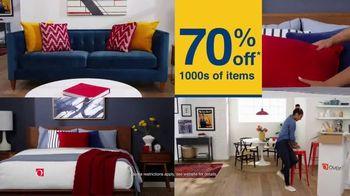 Overstock Presidents Day Blowout TV Spot, '70 Percent Off Thousands of Items'