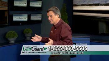 LeafGuard of Nashville Winter Half Off Sale TV Spot, 'Don't Risk a Fall' - Thumbnail 1