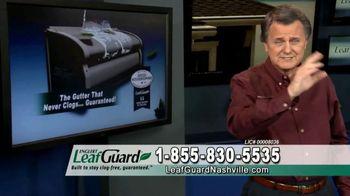 LeafGuard of Nashville Winter Half Off Sale TV Spot, 'Don't Risk a Fall' - Thumbnail 2