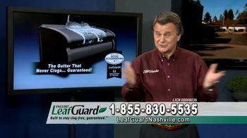 LeafGuard of Nashville Winter Half Off Sale TV Spot, 'Don't Risk a Fall' - Thumbnail 5