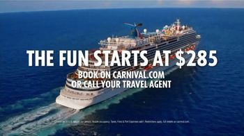 Carnival TV Spot, 'Full Flamingo: $285' Song by The Keys - Thumbnail 10