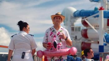 Carnival TV Spot, 'Full Flamingo: $285' Song by The Keys