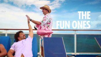 Carnival TV Spot, 'Full Flamingo: $285' Song by The Keys - Thumbnail 8