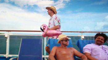 Carnival TV Spot, 'Full Flamingo: $285' Song by The Keys - Thumbnail 9