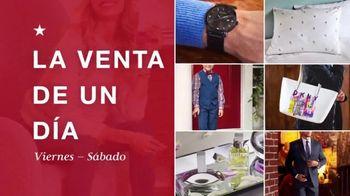 Macy's Venta de un Día de San Valentín TV Spot, 'Fragancias y joyas finas' [Spanish] - Thumbnail 1
