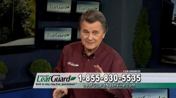 LeafGuard Nashville Winter Half Off Sale TV Spot, 'Half Off Labor'