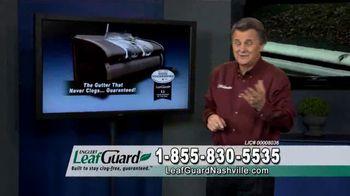 LeafGuard Nashville Winter Half Off Sale TV Spot, 'Half Off Labor' - Thumbnail 4