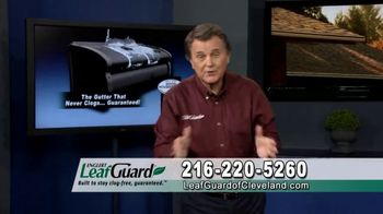 LeafGuard Cleveland Winter Half Off Sale TV Spot, 'Satisfied Customers' - Thumbnail 4