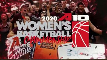 Atlantic 10 Conference TV Spot, '2020 Women's Basketball Championship'