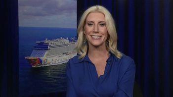 Norwegian Cruise Line TV Spot, 'Michaela Guzy on Vacation Days' - Thumbnail 9