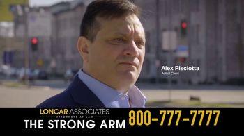 Loncar & Associates TV Spot, 'Alex Pisciotta'
