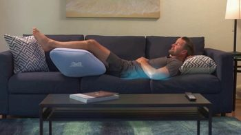 Contour Leg Relief Wedge TV Spot, 'Elevating Your Feet'