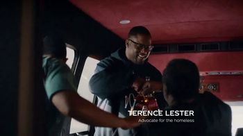 Coca-Cola TV Spot, 'Change the World: Advocate for the Homeless'