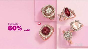 Belk Valentine's Day Sale TV Spot, 'Jewelry & Estée Lauder Gift Set' - Thumbnail 4