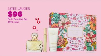 Belk Valentine's Day Sale TV Spot, 'Jewelry & Estée Lauder Gift Set' - Thumbnail 5