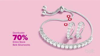Belk Valentine's Day Sale TV Spot, 'Ralph Lauren Fragrances & Belk Silverworks' - Thumbnail 6