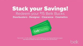 Belk Valentine's Day Sale TV Spot, 'Ralph Lauren Fragrances & Belk Silverworks' - Thumbnail 7