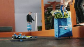 Walmart Grocery Pickup TV Spot, 'Famous Visitors: LEGO' Song by Warrant - Thumbnail 7