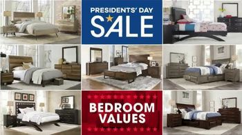 Rooms to Go Presidents' Day Sale TV Spot, 'Living Rooms, Bedrooms & Dining Rooms' - Thumbnail 4