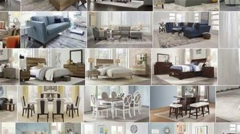 Rooms to Go Presidents' Day Sale TV Spot, 'Living Rooms, Bedrooms & Dining Rooms' - Thumbnail 7