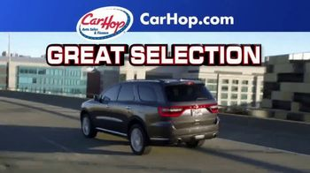 CarHop Auto Sales & Finance TV Spot, 'Need a Car?'
