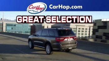 CarHop Auto Sales & Finance TV Spot, 'Need a Car?'