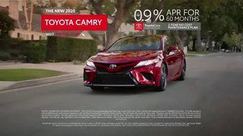 2020 Toyota Camry TV Spot, 'Morning Rush' Song by Grandtheft & Keys N Krates [T2] - Thumbnail 9
