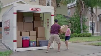 Pods TV Spot, 'Moving and Storage That Fits You' - Thumbnail 7