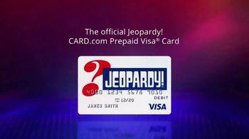 Card.com TV Spot, 'Jeopardy'
