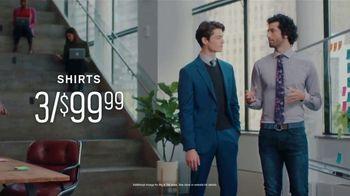 Men's Wearhouse TV Spot, 'Workplace: Freshen Up' - Thumbnail 8