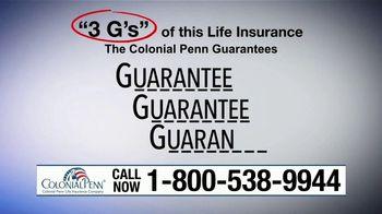 Colonial Penn TV Spot, 'Three Ps' - Thumbnail 5