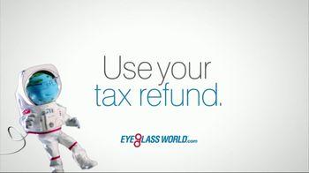 Eyeglass World TV Spot, 'Spacewalk: Tax Refund' - Thumbnail 10