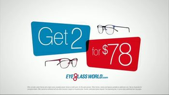 Eyeglass World TV Spot, 'Spacewalk: Tax Refund' - Thumbnail 9