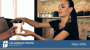 Los Angeles Pacific University TV Spot, 'Have a Life and Earn a Degree' - Thumbnail 1