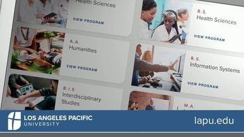 Los Angeles Pacific University TV Spot, 'Have a Life and Earn a Degree' - Thumbnail 5